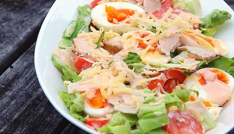 Σαλάτα του Chef